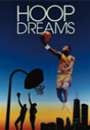 Hoop Dreams movie poster image