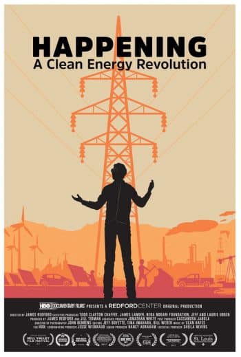 Cover Art for Happening: A Clean Energy Revolution